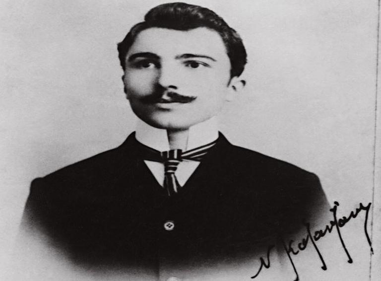 Nikos Kazantakis