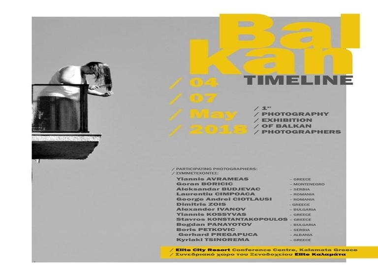 Balkan Timeline