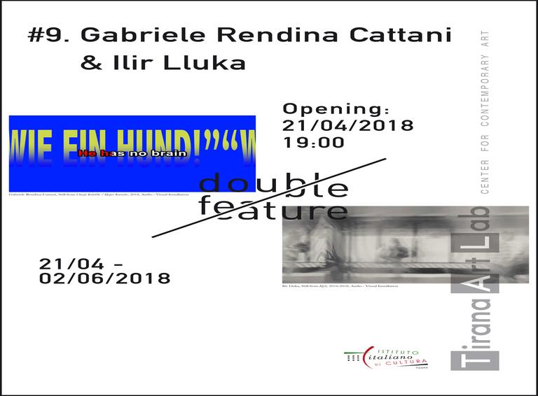 Tirana Art Lab Double Feature